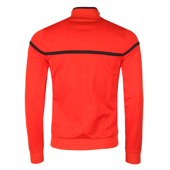 Lacoste Sport Mens Red Full Zip Track Top main image