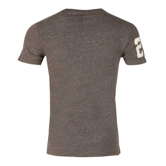 Superdry Mens Grey Shirt Shop Tee main image