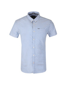 Superdry Mens Blue Ultimate S/S Oxford Shirt