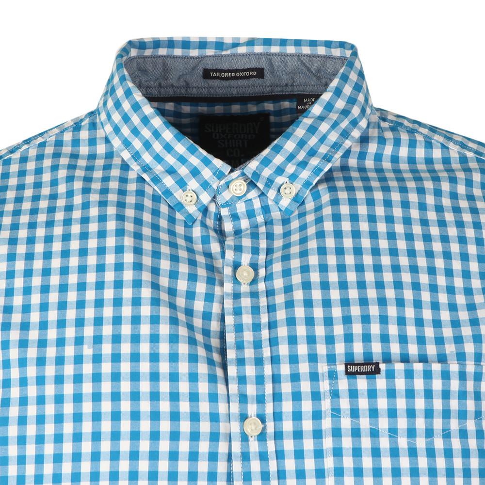 Ultra Lite Oxford Check Shirt main image