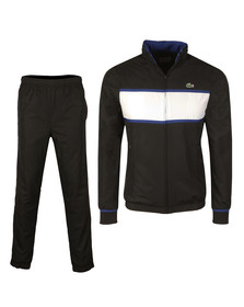 Lacoste Sport Mens Black WH2081 Tracksuit