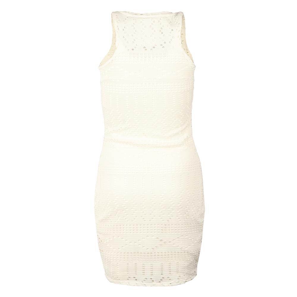 Crochet Knit Bodycon Dress main image