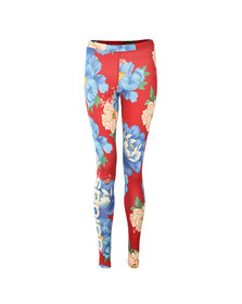 Adidas Originals Womens Multicoloured C Lin Leggings
