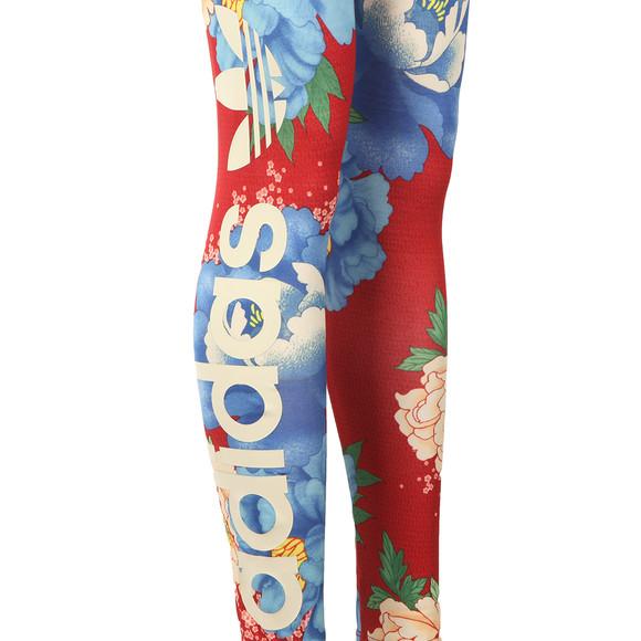 Adidas Originals Womens Multicoloured C Lin Leggings main image