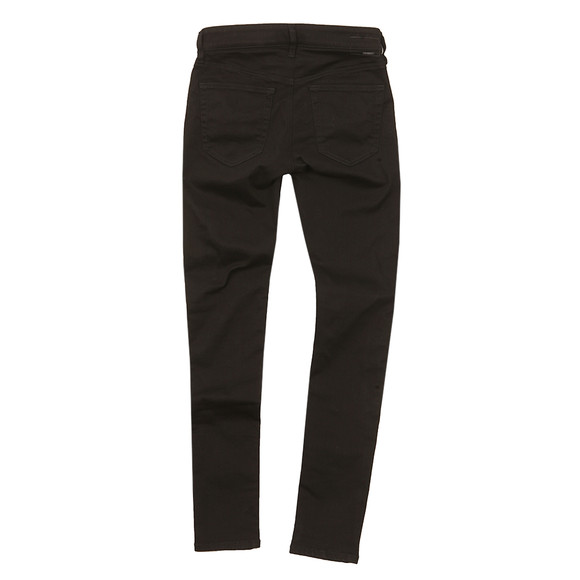 Diesel Womens Black Slandy Jean main image