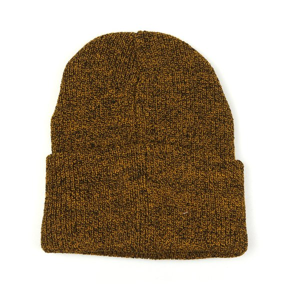 Hype Mens Yellow Basic Beanie main image