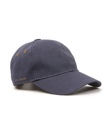Ted Baker Mens Blue Textured  Baseball Cap