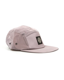 Stone Island Mens Grey 5 Panel Cap