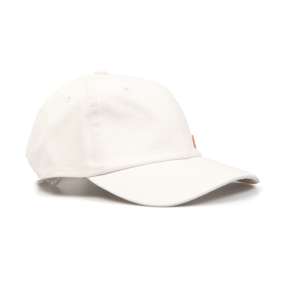 Money Mens White Zamac Cap main image