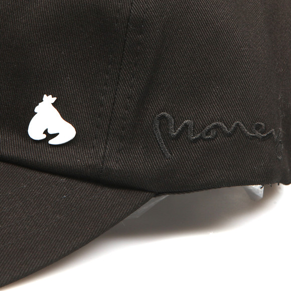 Money Mens Black Zamac Cap main image