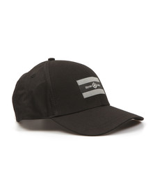 Henri Lloyd Mens Black Black Label Carter Cap