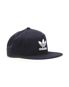 Adidas Originals Mens Blue Trefoil Snap back Cap