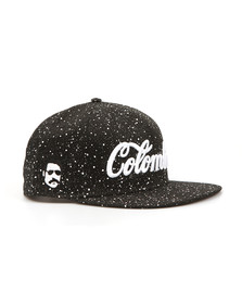 Cayler Mens Black Colombia Cap