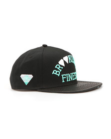 Cayler Mens Black BK's Finest Cap