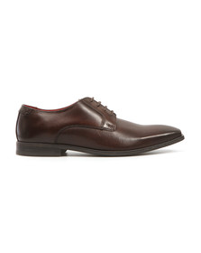 Base London Mens Waxy Brown Charles Shoe