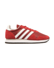 Adidas Originals Mens Red Haven Trainers