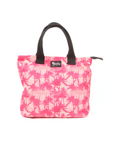 Superdry Womens Pink Summer Time Tote Bag
