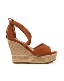 Ugg Womens Brown Reagan Wedge