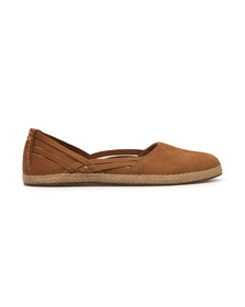 Ugg Womens Brown Tippie Shoe