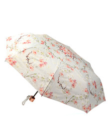 Ted Baker Womens Grey Lizzoe Umbrella