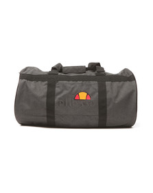 Ellesse Mens Black Velore Barrel Bag
