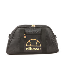 Ellesse Mens Black Fiatto Weekender Bag