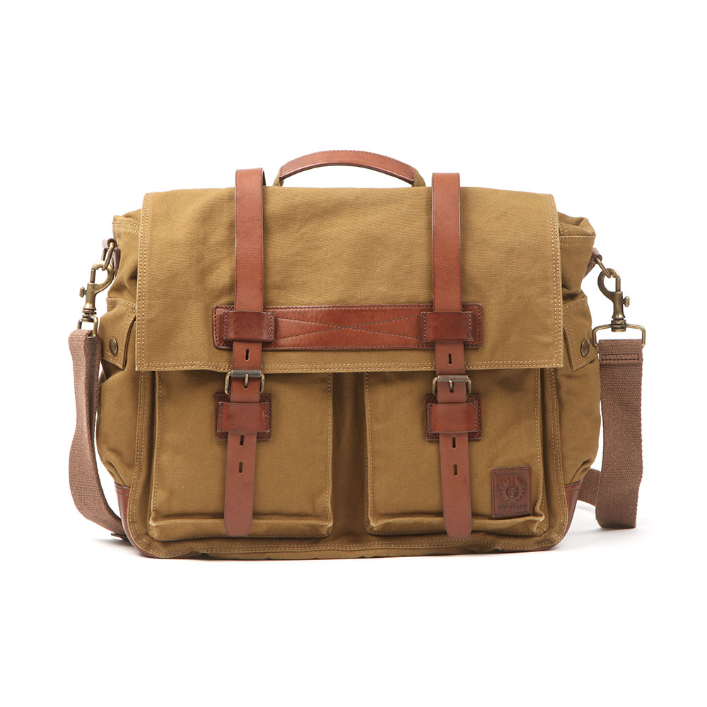 4f80c6b4a8 Belstaff Colonial Messenger Bag | Oxygen Clothing