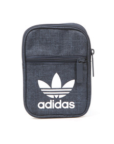 Adidas Originals Mens Blue Festival Bag