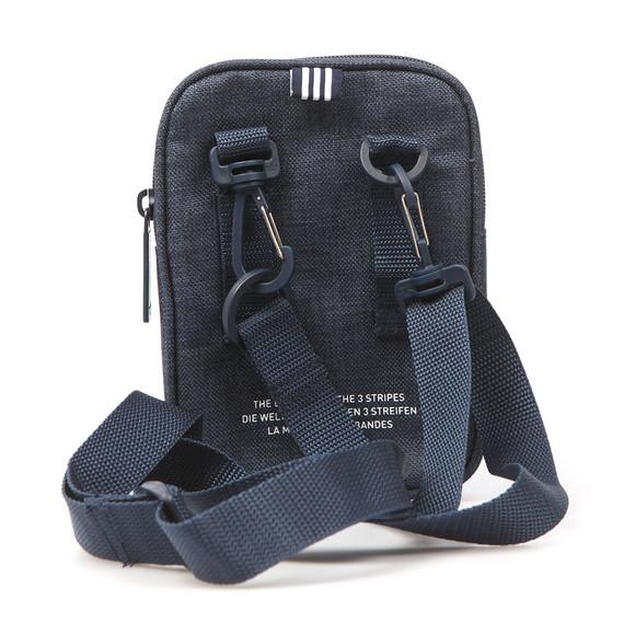 Adidas Originals Mens Blue Festival Bag main image