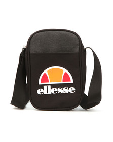 Ellesse Mens Black Temporale Small Bag