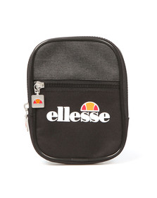 Ellesse Mens Black Fiero Small Shoulder Bag