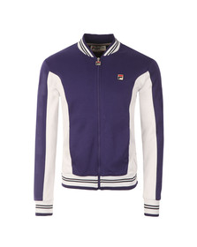 Fila Mens Blue Settanta Track Top