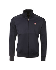 Fila Mens Blue Latina Nylon Panel Track Top