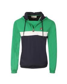 Fila Mens Green Cipolla Yoke Jacket