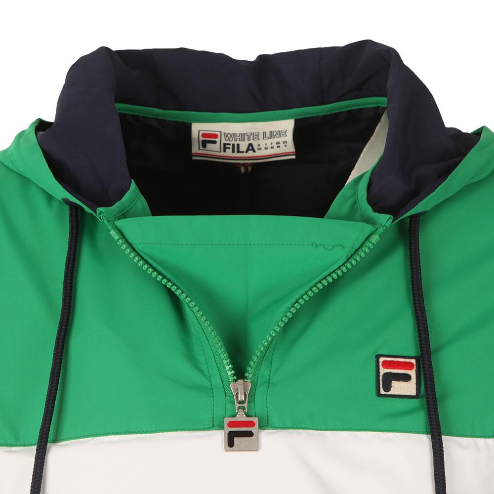 Mens Green Cipolla Yoke Jacket