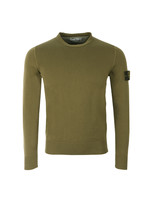 Fine Cotton Crew Neck Jumper