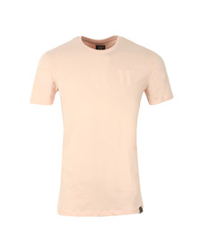 Eleven Degrees Mens Pink Core T-Shirt