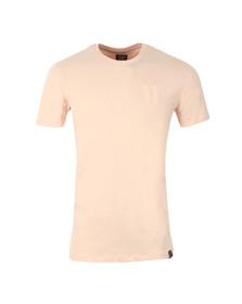 Eleven Degrees Mens Pink Core T-Shirt