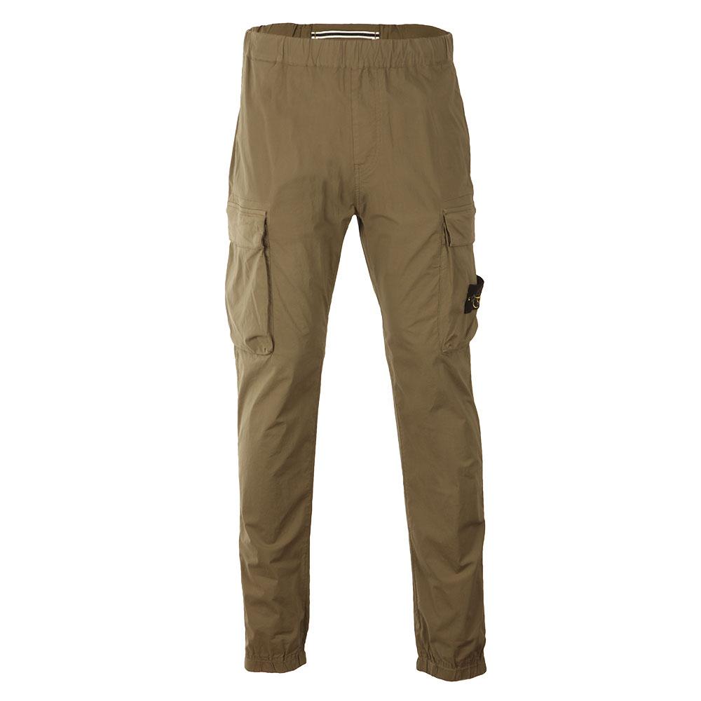 drawstring trousers - Green Stone Island ZQXOK