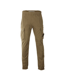 Stone Island Mens Green Combat Trouser