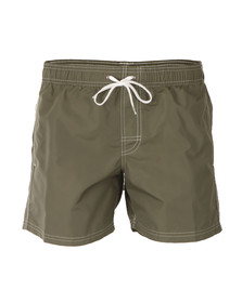 Sundek Mens Green M504 Swim Short