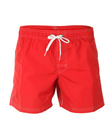 Sundek Mens Red M504 Swim Short