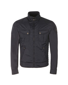 Matchless Mens Blue New Mallory Park Blouson