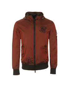 Sik Silk Mens Orange Vapour Bomber
