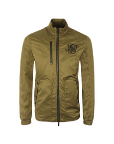 Sik Silk Mens Green Altitude Bomber