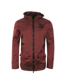 Sik Silk Mens Red Vapour Jacket
