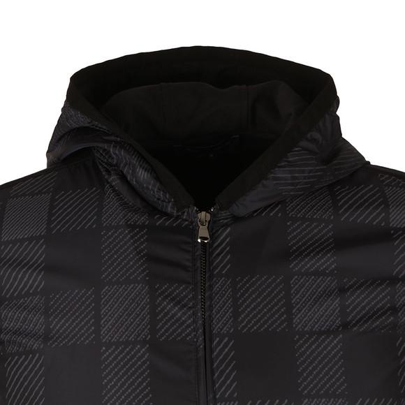 Aquascutum Mens Blue Harold Jersey Zip Up Jacket main image