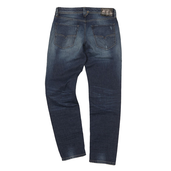 Diesel Mens Blue Larkee Beex Tapered Jean main image