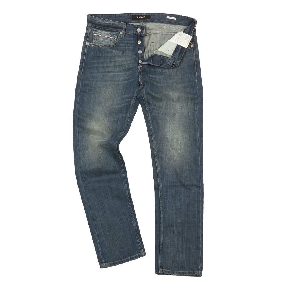 Grover Straight Fit Jean main image