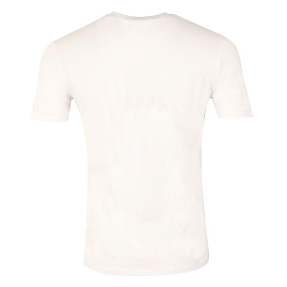 Armani Jeans Mens White London Logo T Shirt main image